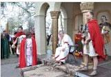 Jesus sendo julgado